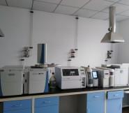 三重四级杆气相色谱质谱室